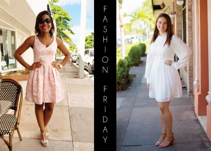 Fashion-Friday-Summery-Dresses