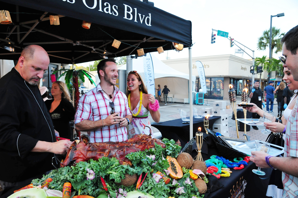 Las Olas Wine and Food Festival 2016 Promo Code
