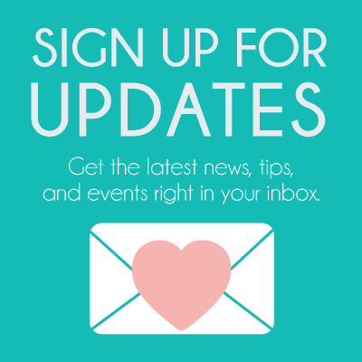 Sign Up For Coral Gables Love Updates