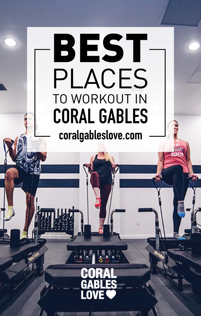 Pilates Pro Works is one of the best places to workout in Coral Gables, Florida :)