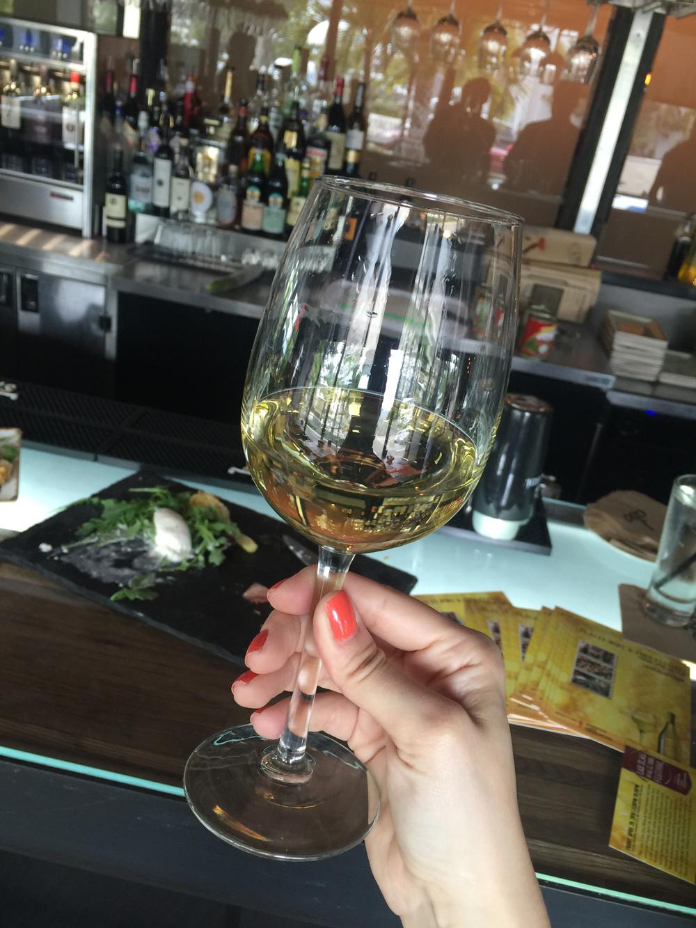 Cibo Wine restaurant in Coral Gables