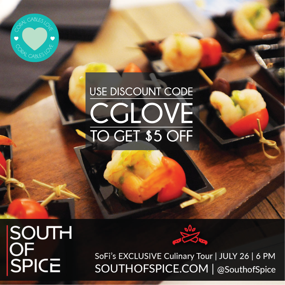 South of Spice 2016 Promo Code