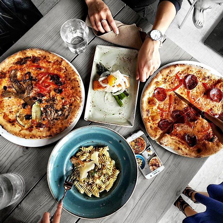Cibo Winebar Pizzas and pasta. Click to read more or pin and save for later! Miami | Coral Gables restaurant
