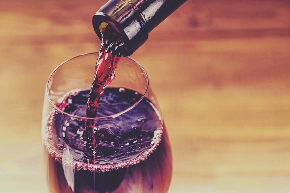 Cibo Winebar Coral Gables red wine. Click to read more or pin and save for later! Miami | Coral Gables restaurant