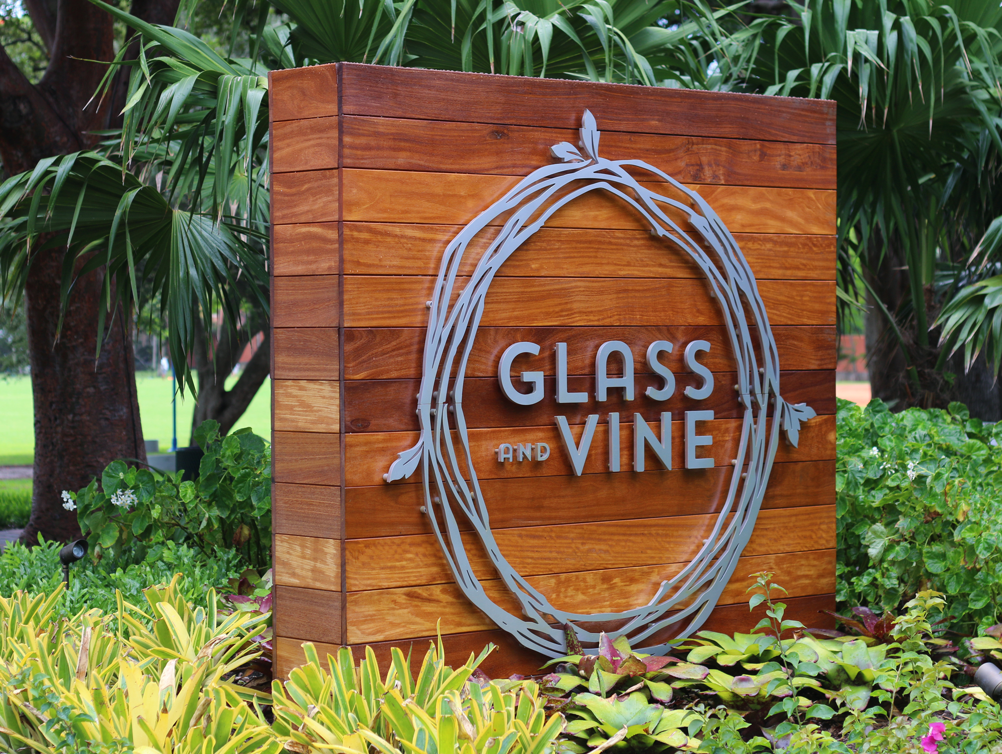 Glass & Vine cocktails are unique and refreshing. If you are looking for a unique place for drinks, this is it! Click to read more or pin and save for later! Coral Gables | Miami | Coconut Grove | Florida