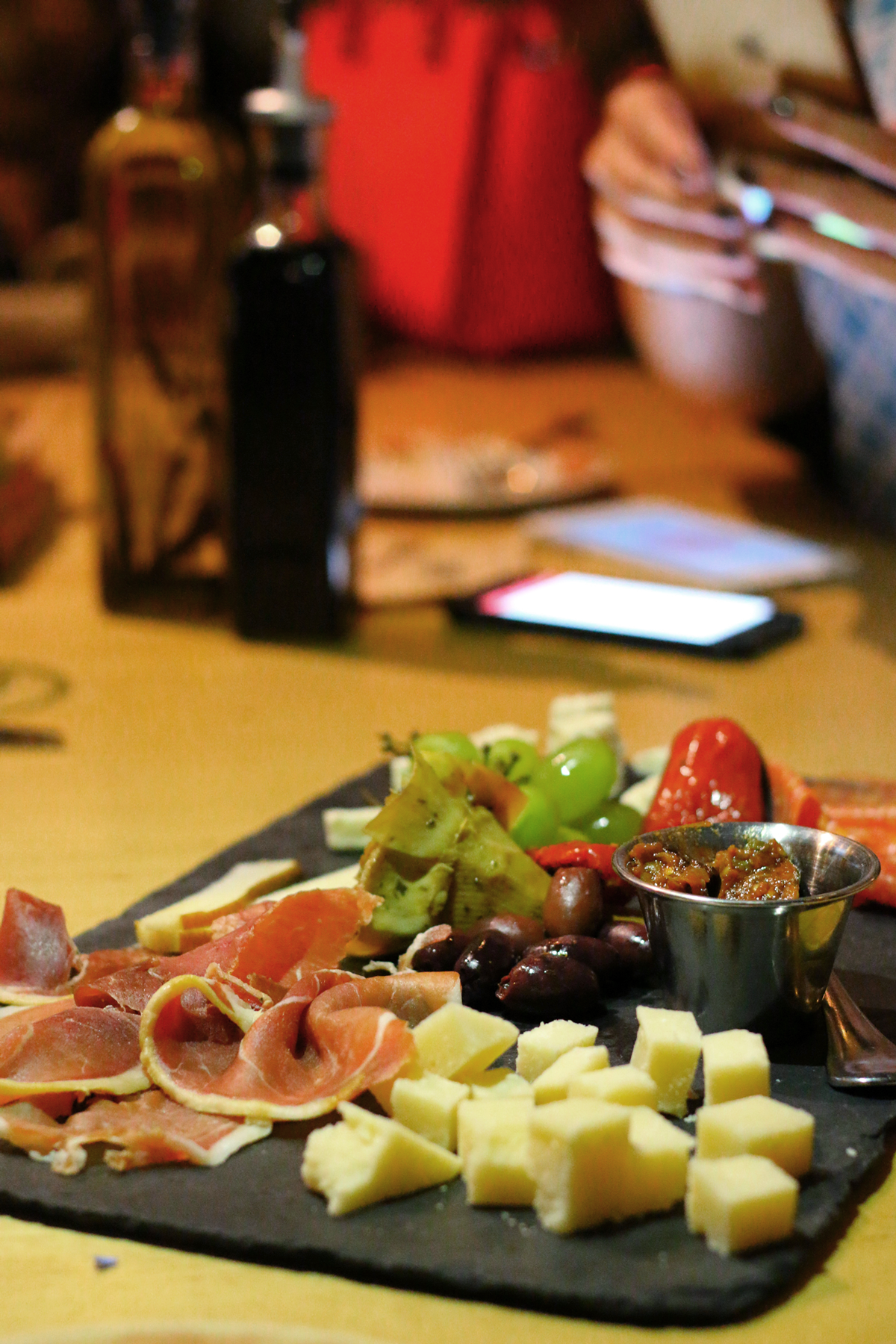 Cibo Winebar Coral Gables Charcuterie. Click to read more or pin and save for later!