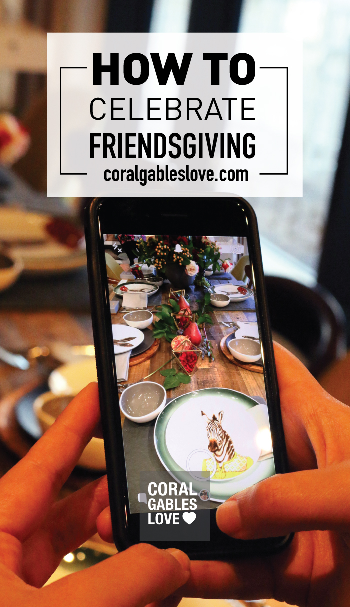 How To Celebrate Friendsgiving With Your BFFs. Click to read more or pin and save for later!