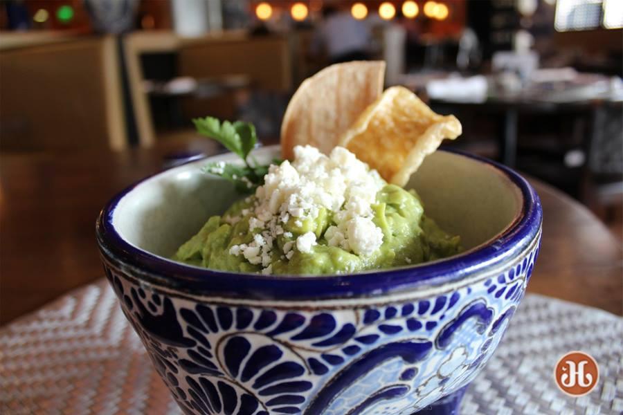 Talavera Coral Gables restaurant guacamole