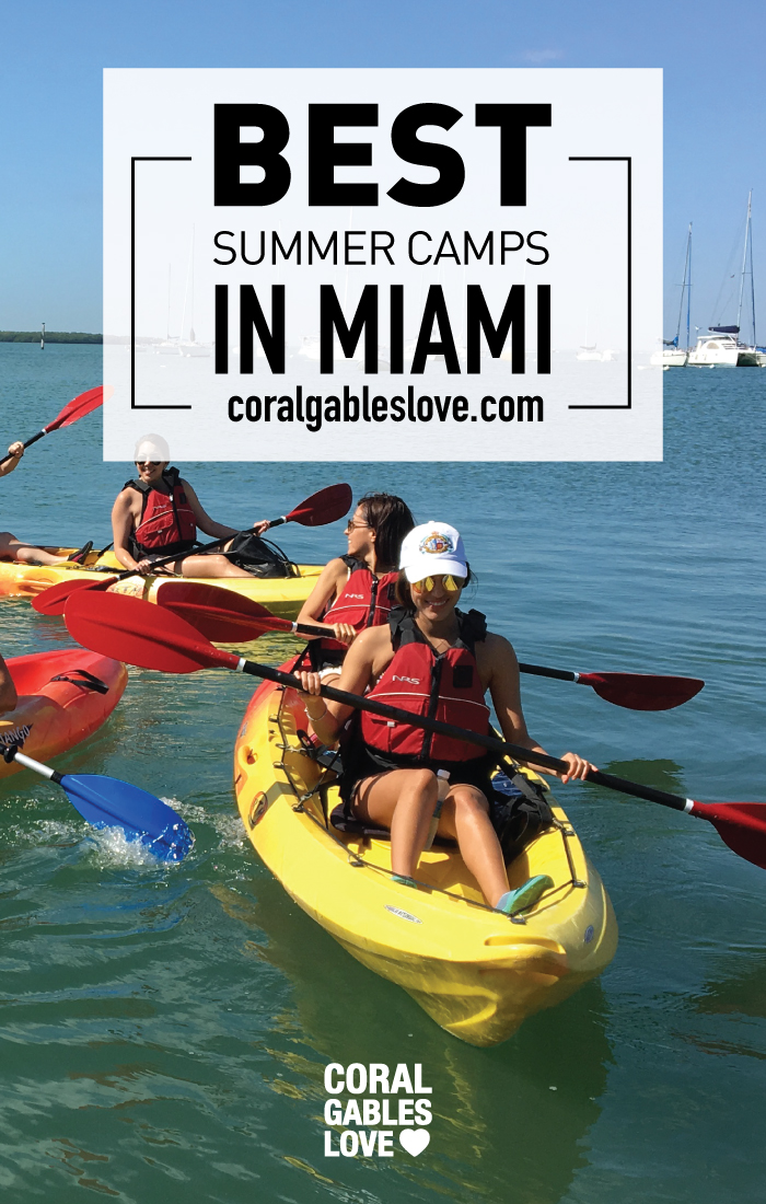 Best Summer Camps in Miami