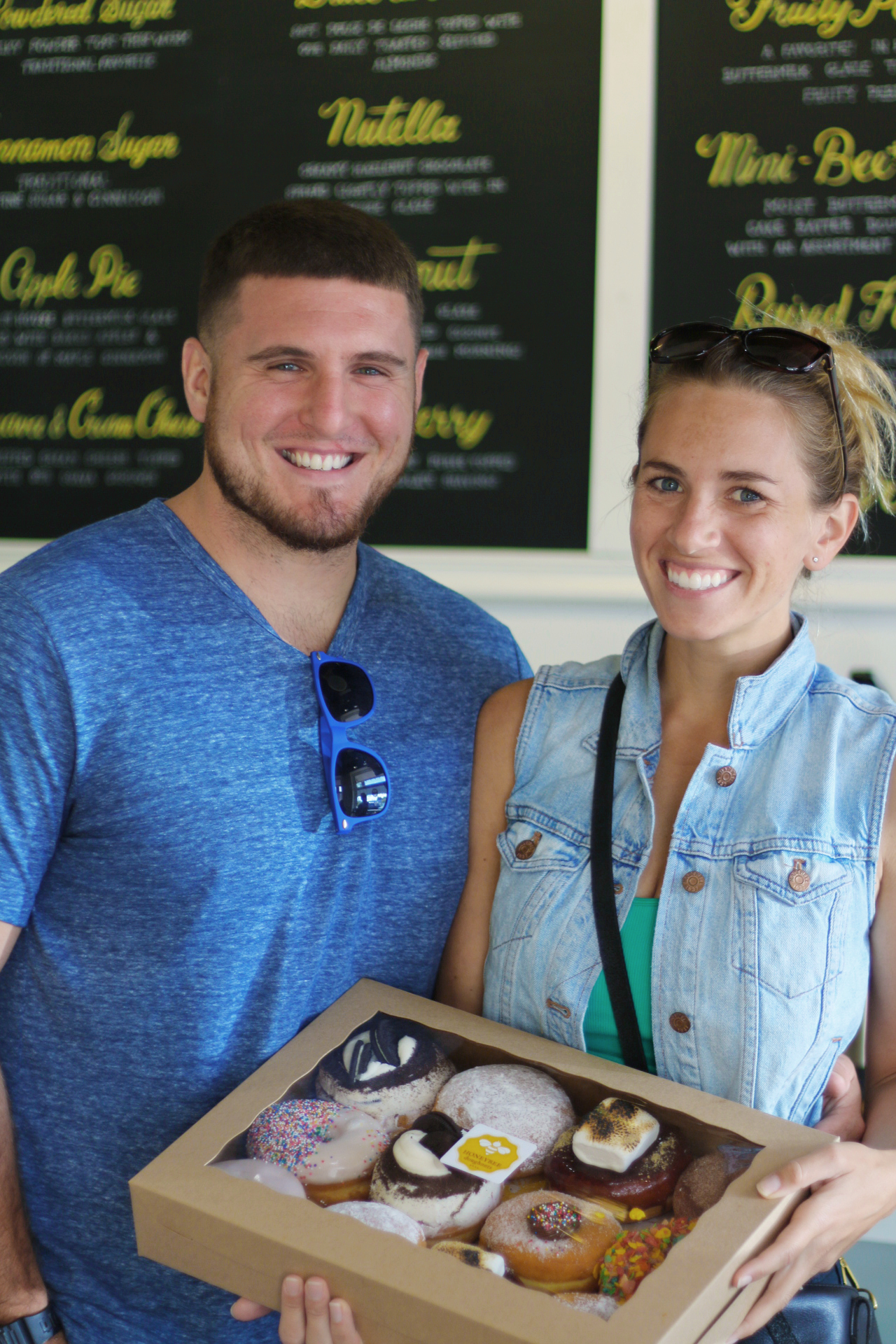 Honeybee Doughnuts in South Miami are the best donuts in South Florida.