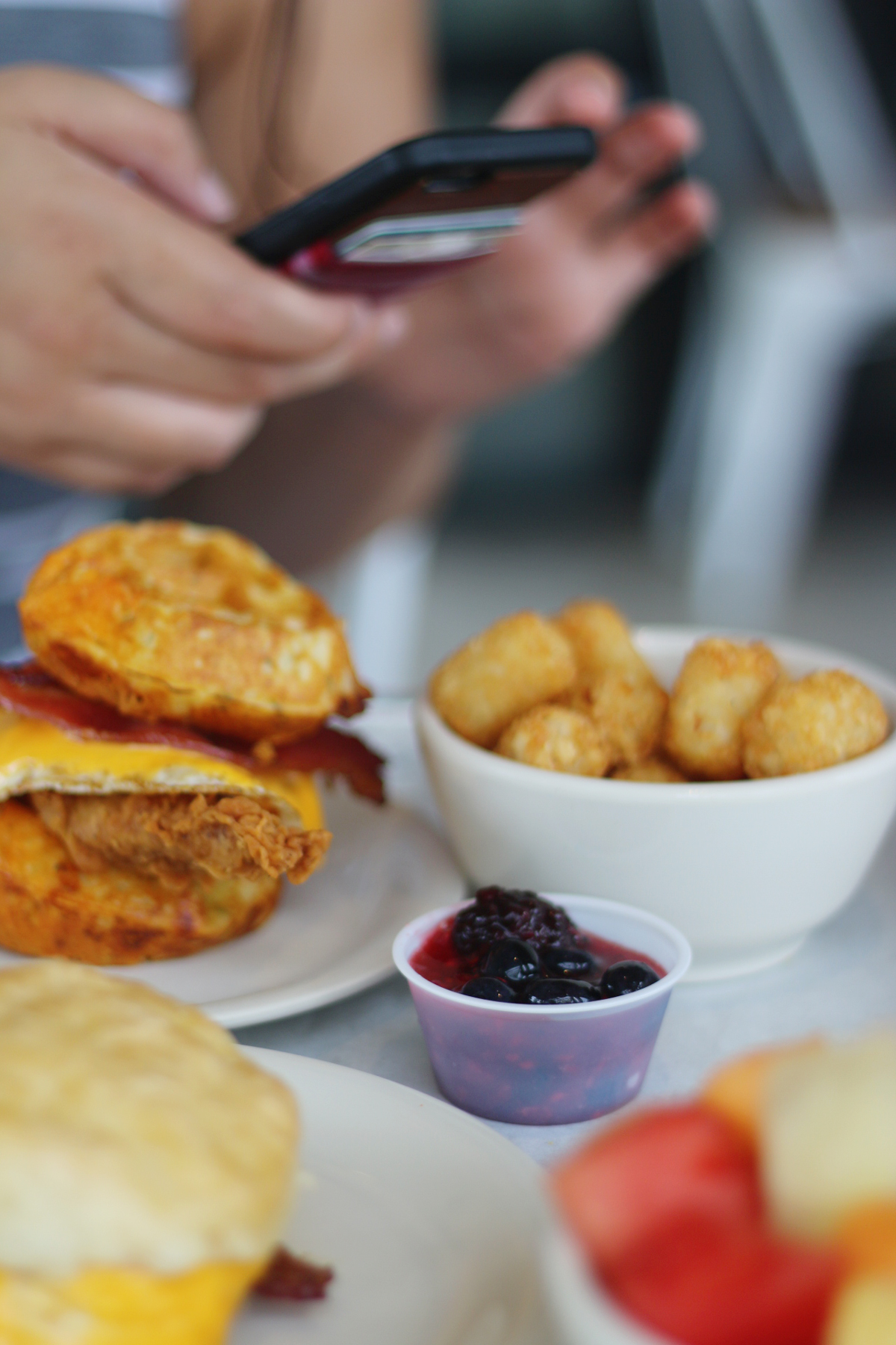Spring Chicken serves Southern inspired comfort food in Coral Gables, Florida near Miami.