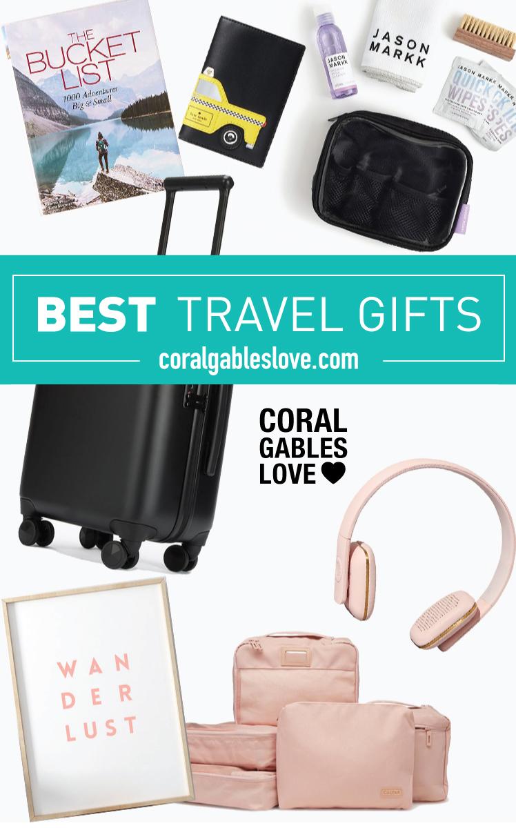 Best Travel and Wanderlust gift ideas
