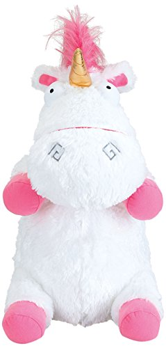 DEspicable Me Giant Fluffy Unicorn