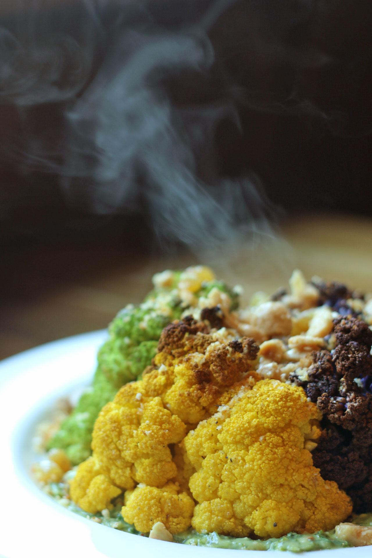 Doc B's Coral Gables roasted cauliflower