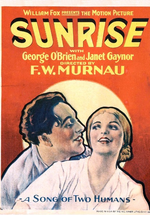 Sunrise movie live piano showing at gables cinema