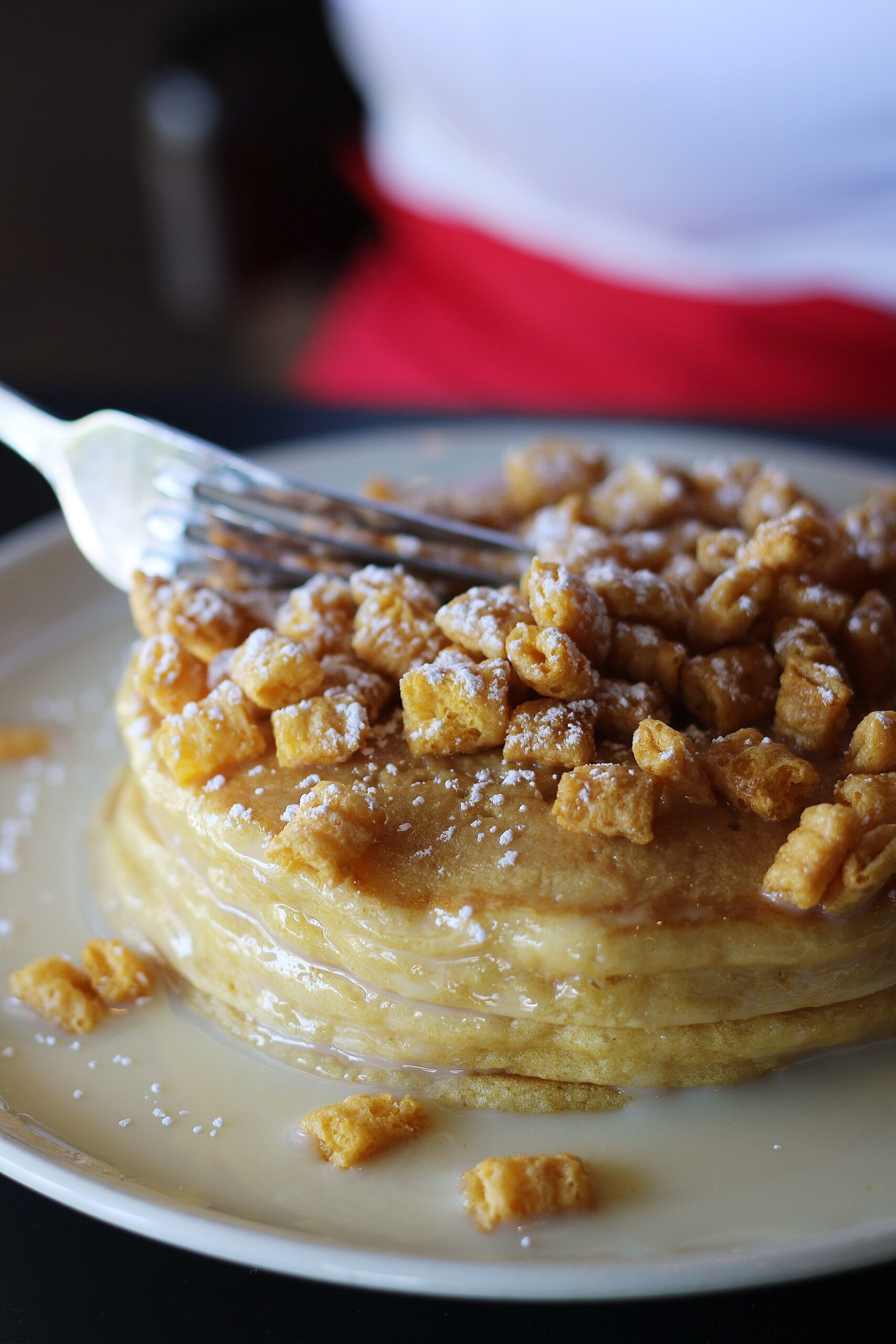 For the best pancakes in Miami make reservations at Eating House in Coral Gables