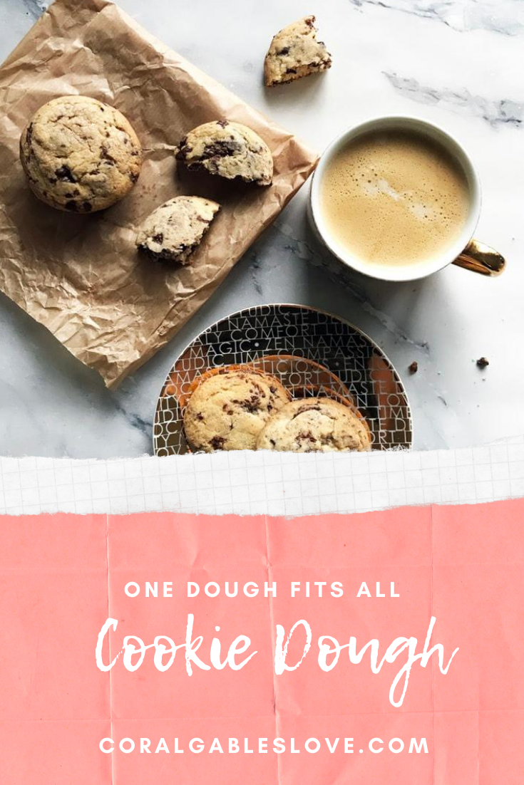 Best Cookie Dough Recipe for every kind of cookie