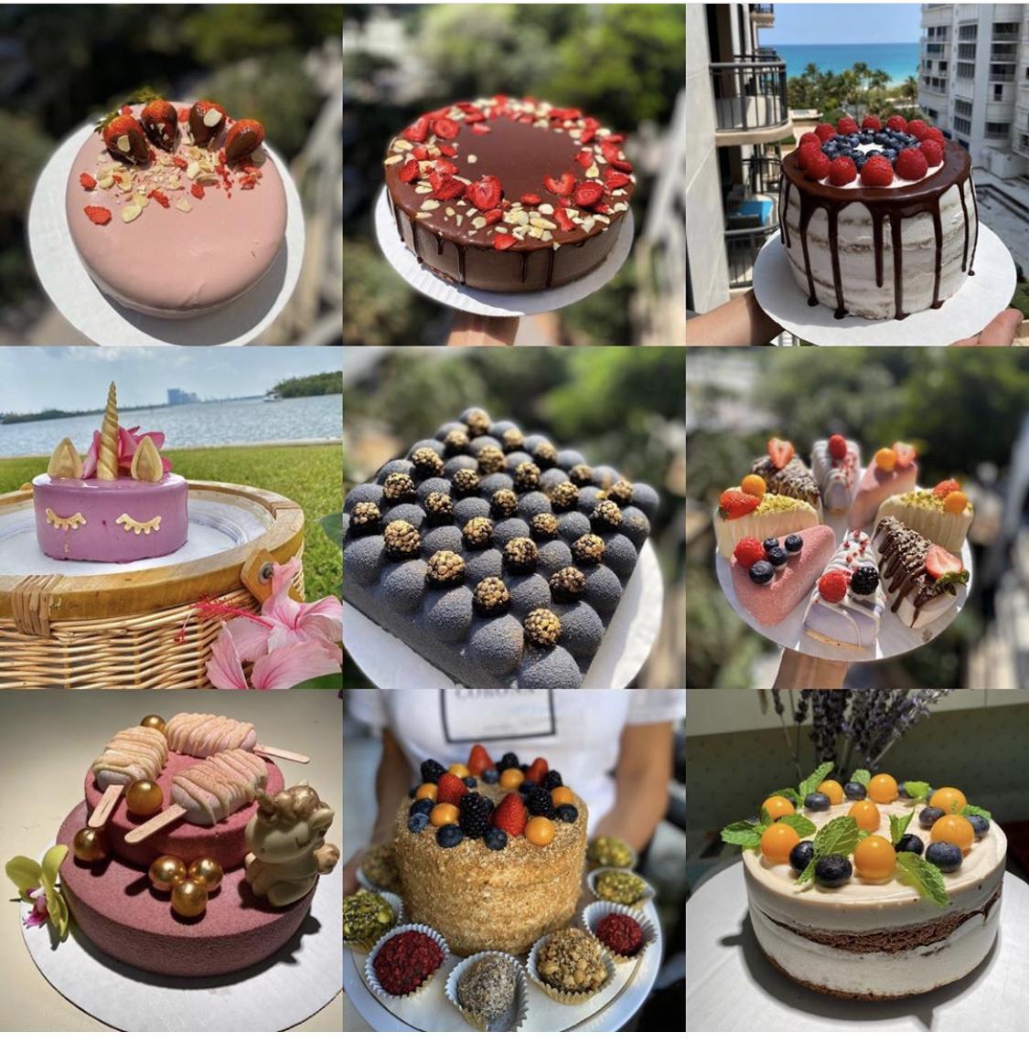 Anyes Raw Candy - vegan Miami, Florida amazing special occasion birthday cake