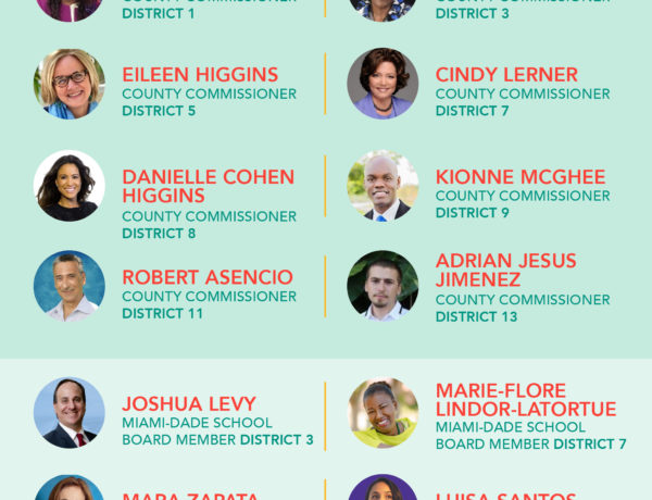 Florida Primary August 2020 Election Voter Guide. Who to vote for in Miami-Dade, Miami, and Coral Gables