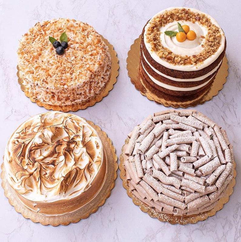 Poletina Pastry Cakes Miami