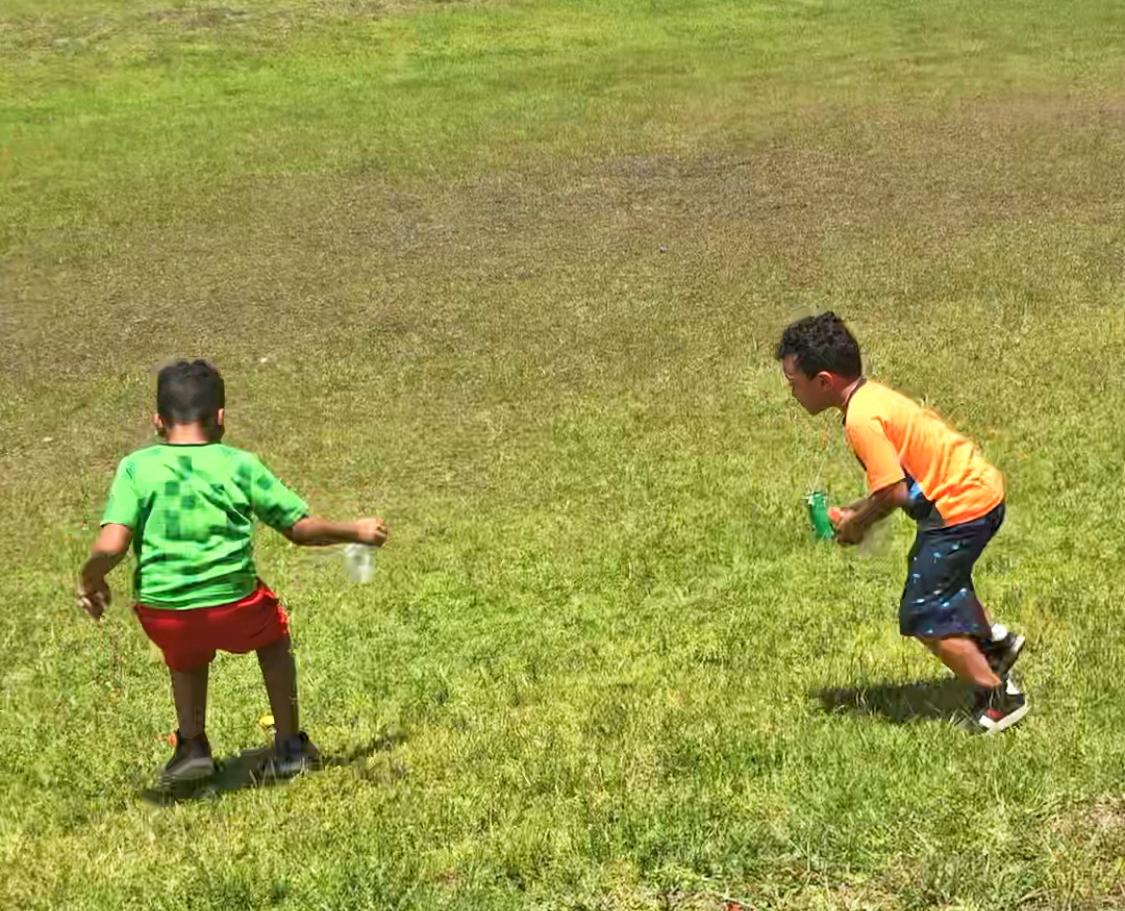 Kids Activities at Home Dinosaur Fossil Hunt
