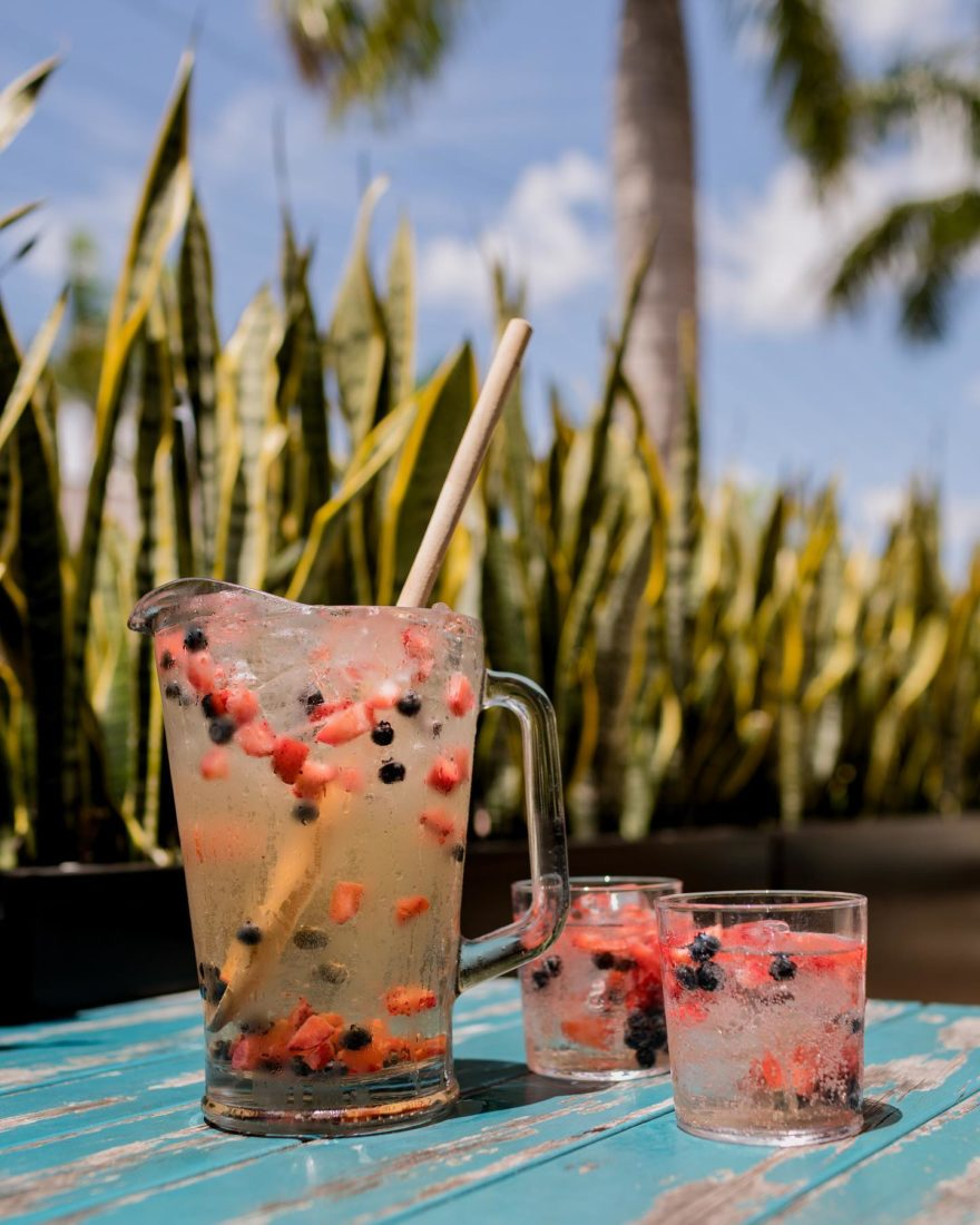 Miami Cocktails to go at Pisco y Nazca restaurant in Doral and Kendall