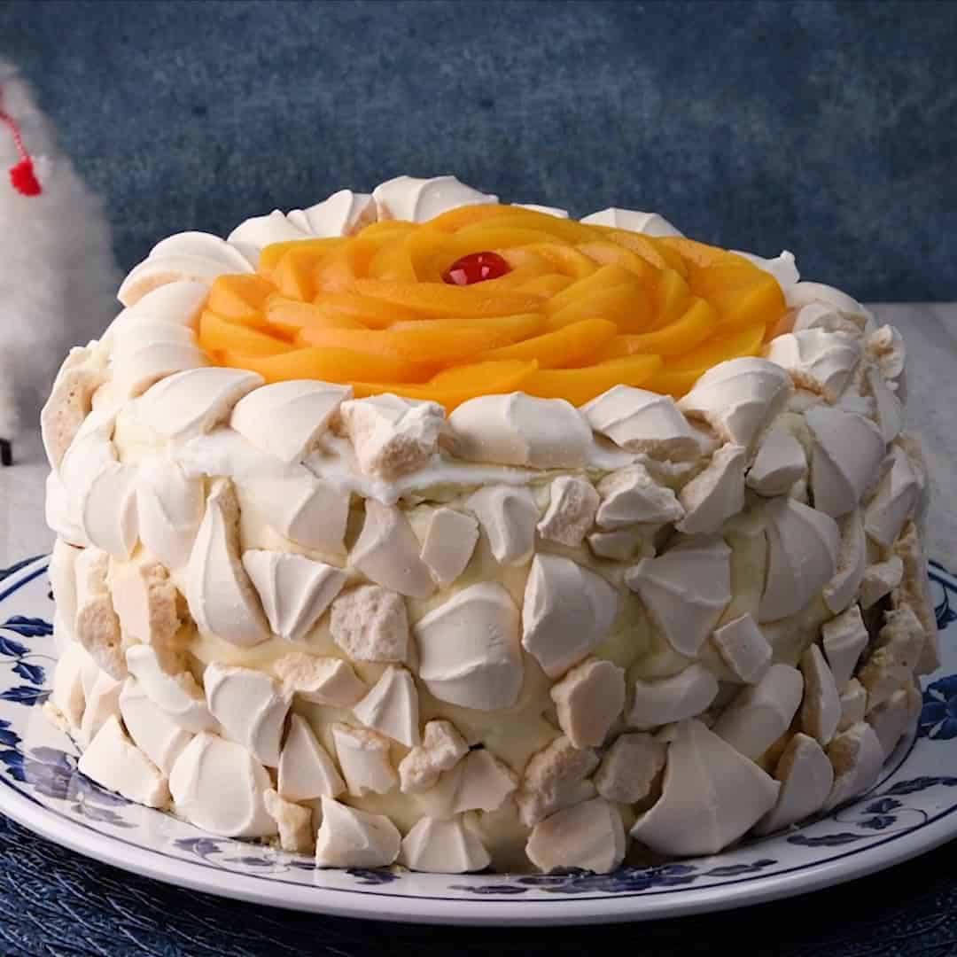 Miami Desserts: Torta Chaja from Grazianos in Coral Gables
