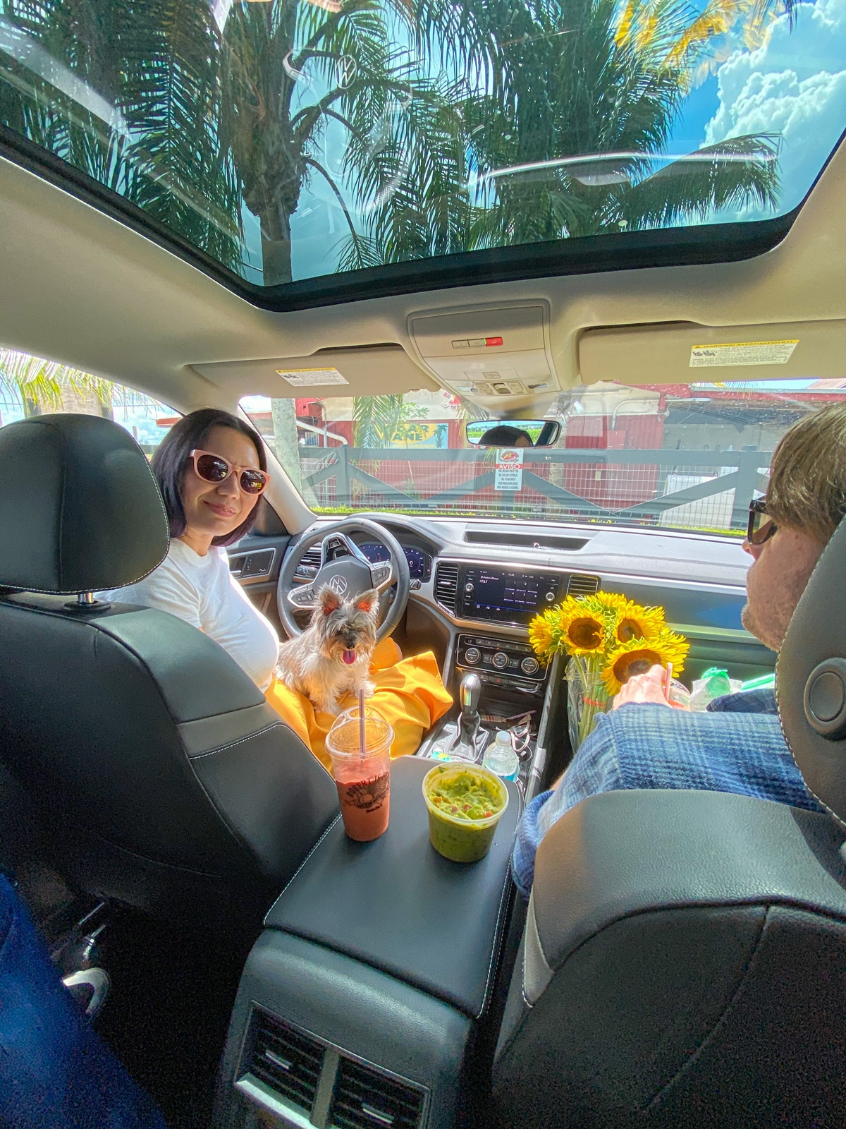 Fun Things To Do in Homestead, Florida - Have a car picnic at Robert Is Here fruit stand. Guacamole and chips with a fruit Milkshake