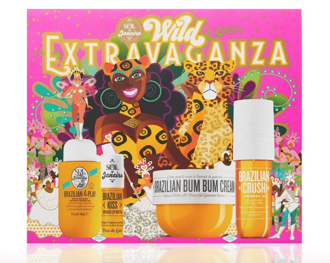 Best Gifts For Her 2020 Sol de Janeiro Beauty Product Gift Set