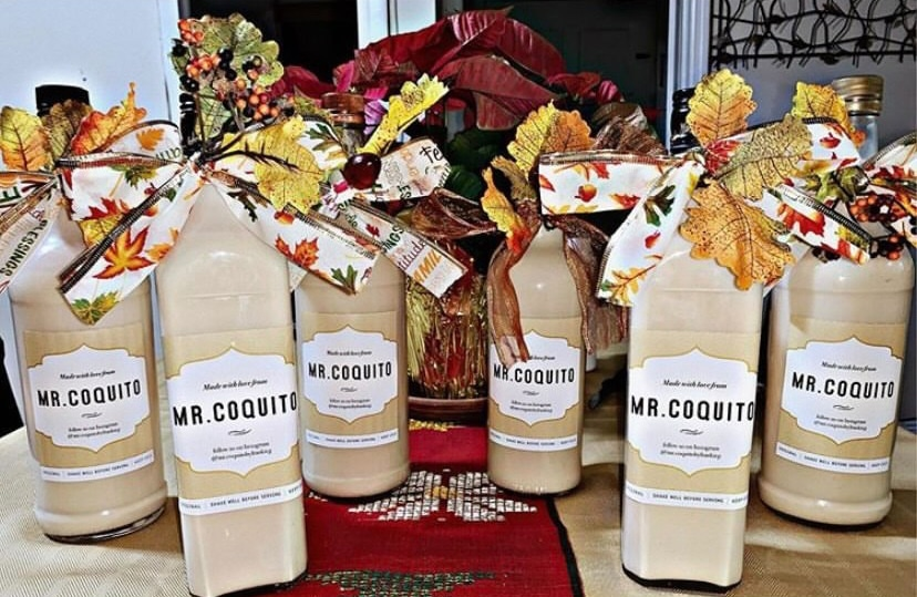 Where to get coquito in Miami: Coquito by Frankie G