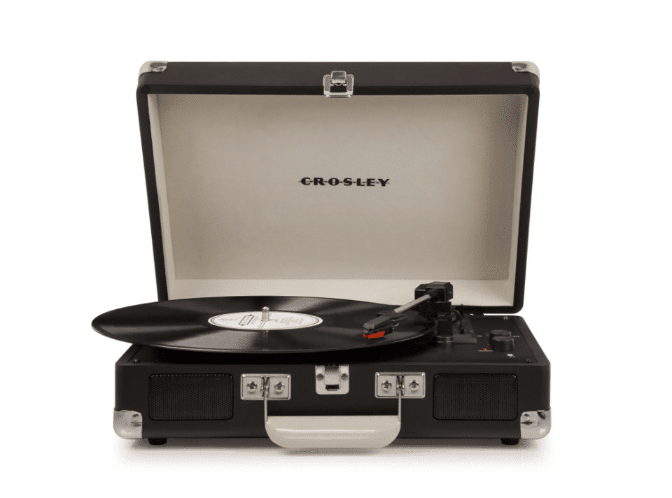 best gifts for him crosley record player
