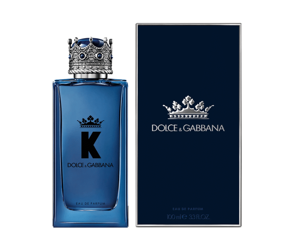 Dolce & Gabbana mens fragrance