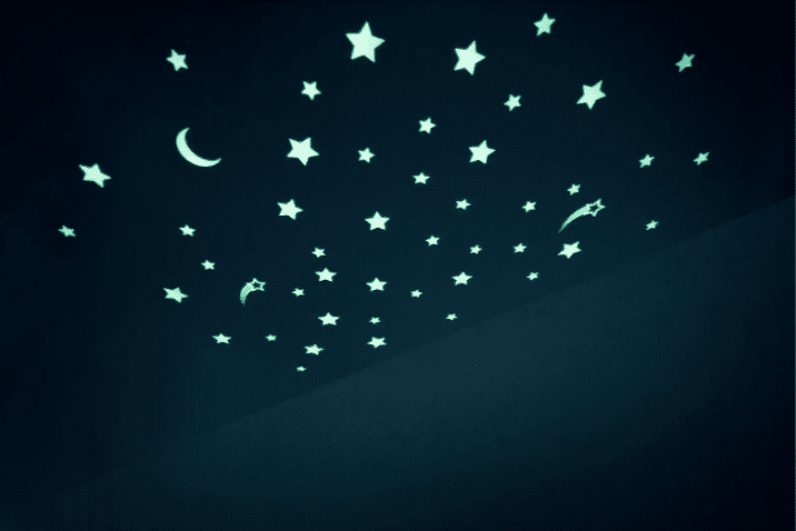 Best Gifts For Kids 2020 glow in the dark star stickers