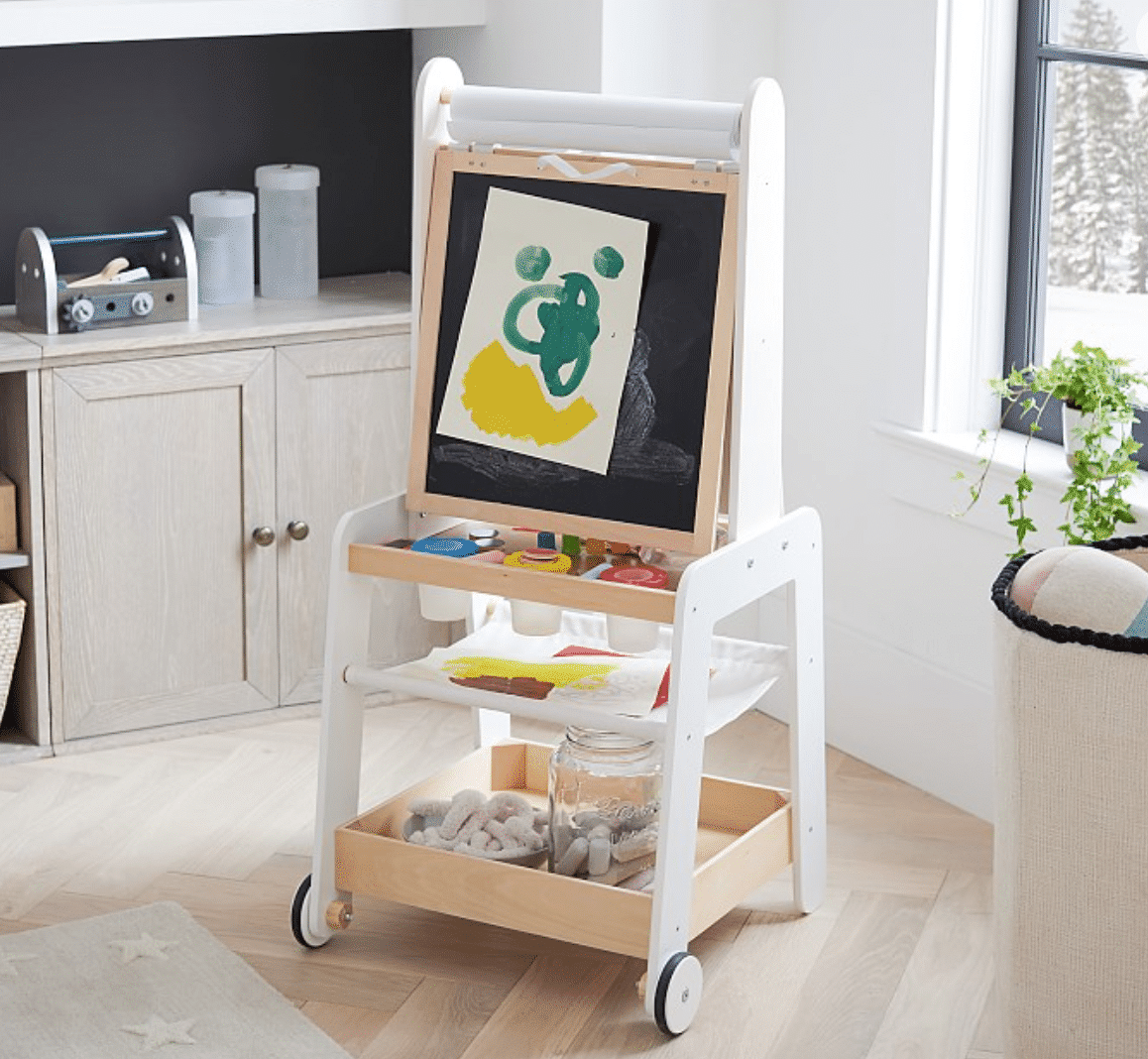 best gifts for kids 2020 natural art easel
