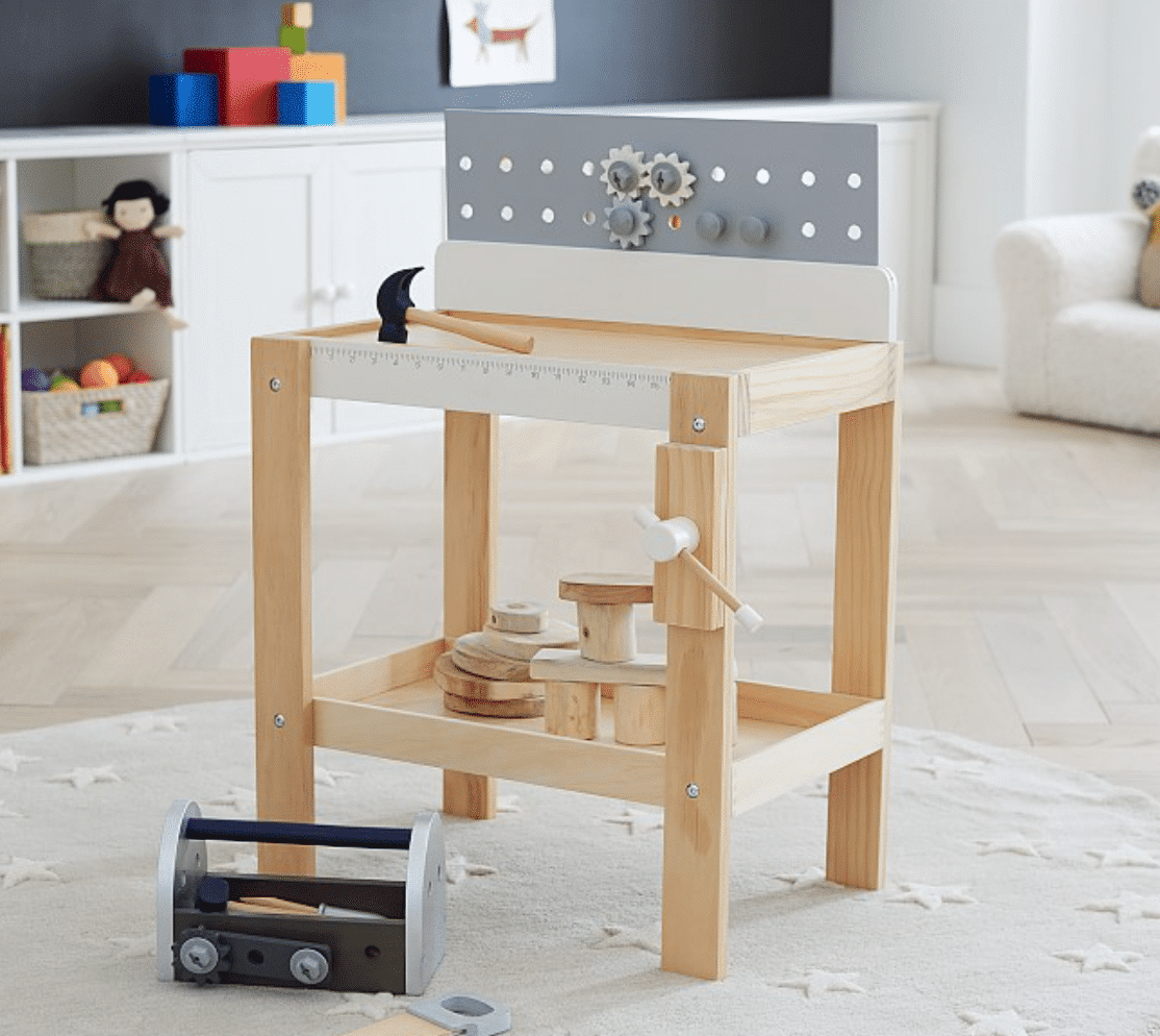 best gifts for kids 2020 natural tool bench