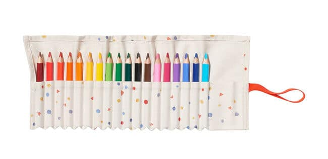 Best Gifts for Kids 2020 color pencil case