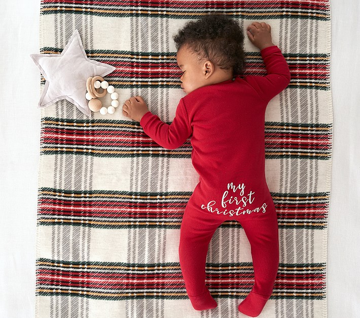 Best Gifts for Kids 2020 my first christmas nursery pajama