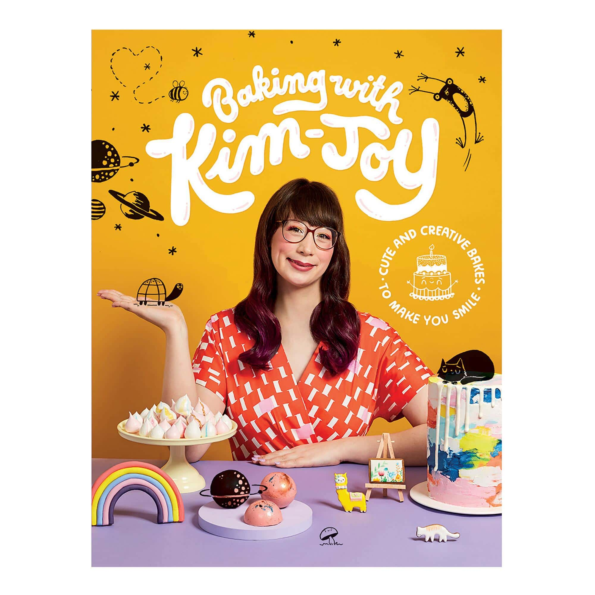 best baking gifts cooking with kim joy cookbook