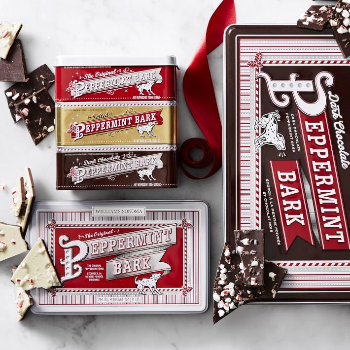 Best Baking Gifts peppermint bark