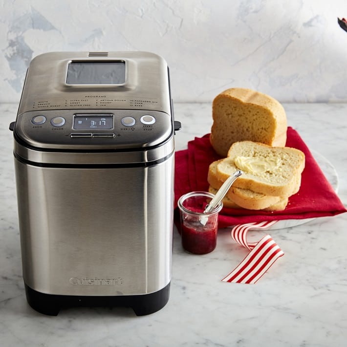 Best Baking Gifts cuisinart bread maker