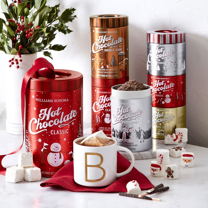 Best Baking Gifts william sonoma hot chocolate set