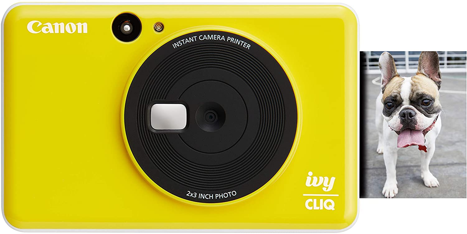 best tech gifts 2020 canon instant camera and printer
