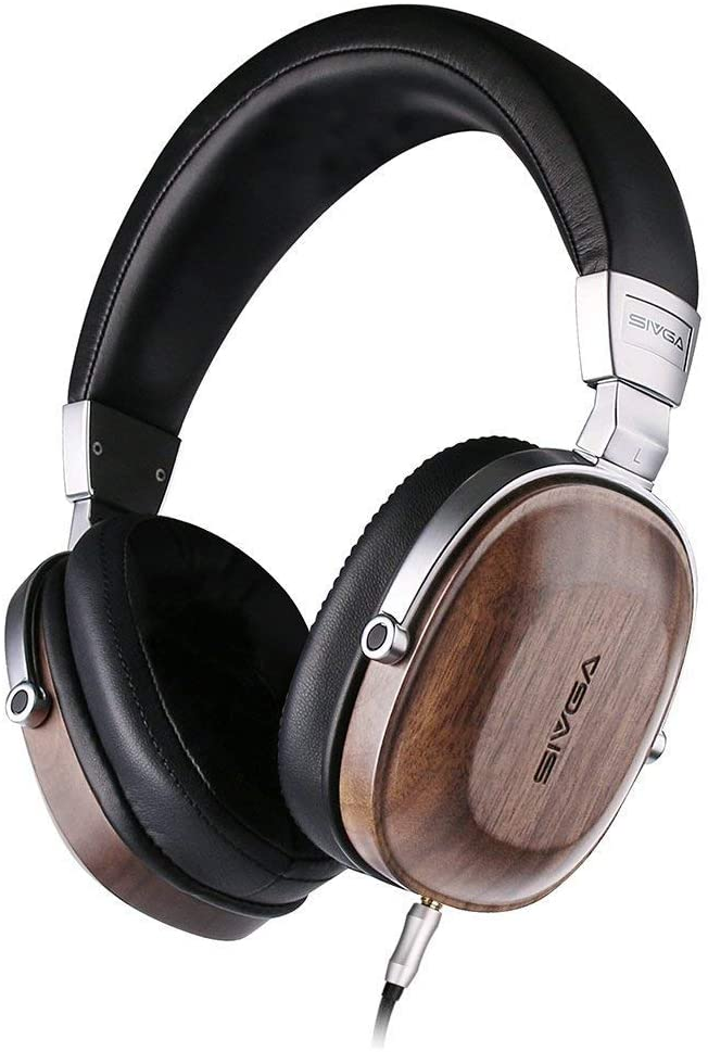 best technology gifts 2020 sivga wood headphones