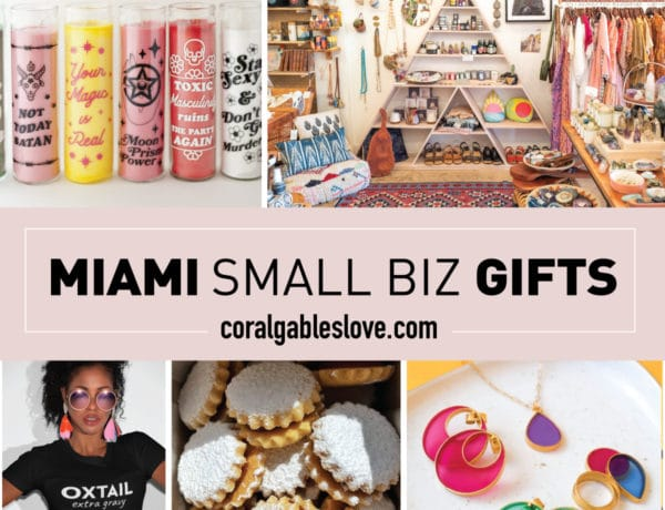 Miami Small Business Holiday Shopping Guide 2020