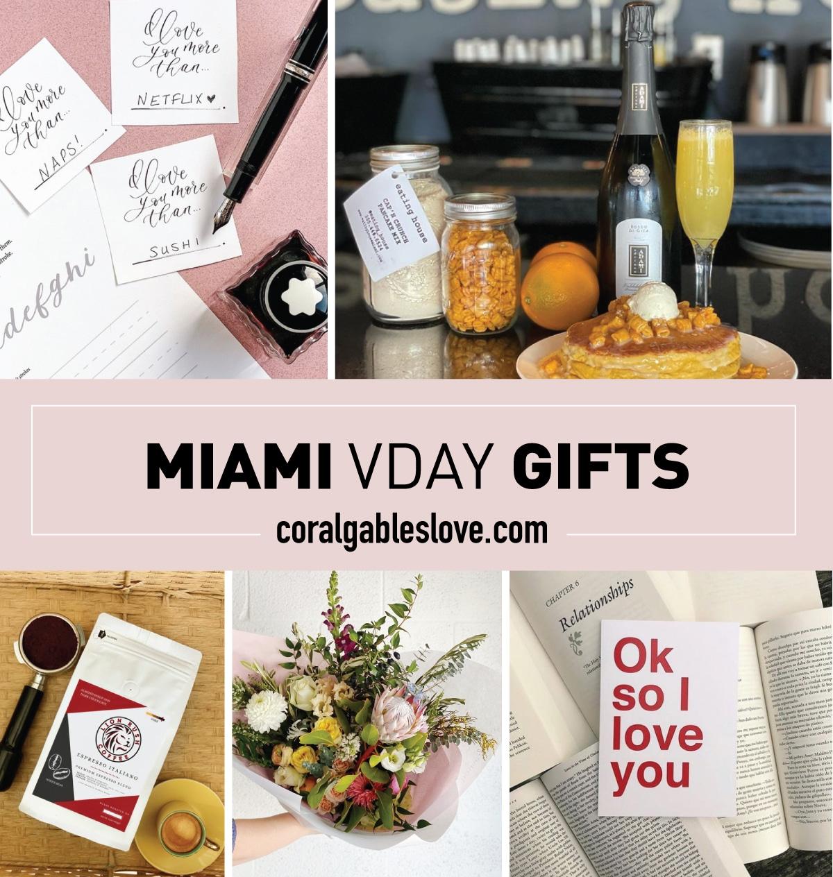 Best Last Minute Valentines Day Gift For Procrastinators in Miami