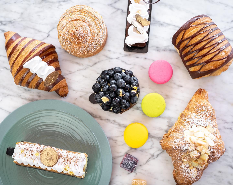Lartisane Vegan Bakery Coral Gables french pastries patisserie