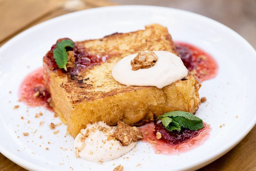 Best Breakfast Restaurants in Miami. Ariete in Coconut Grove serves amazing french toast and guava pancakes