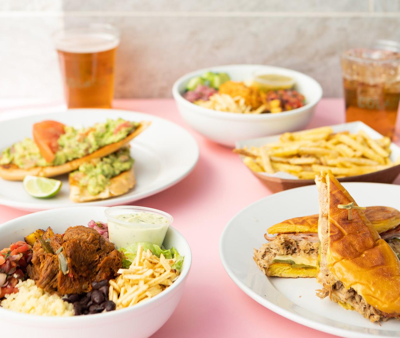 colada popular brunch in downtown miami