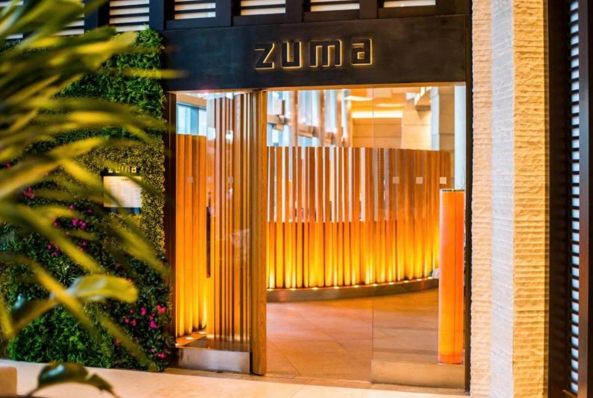 Top Brunch Restaurant in Miami - Suma in downtown miami