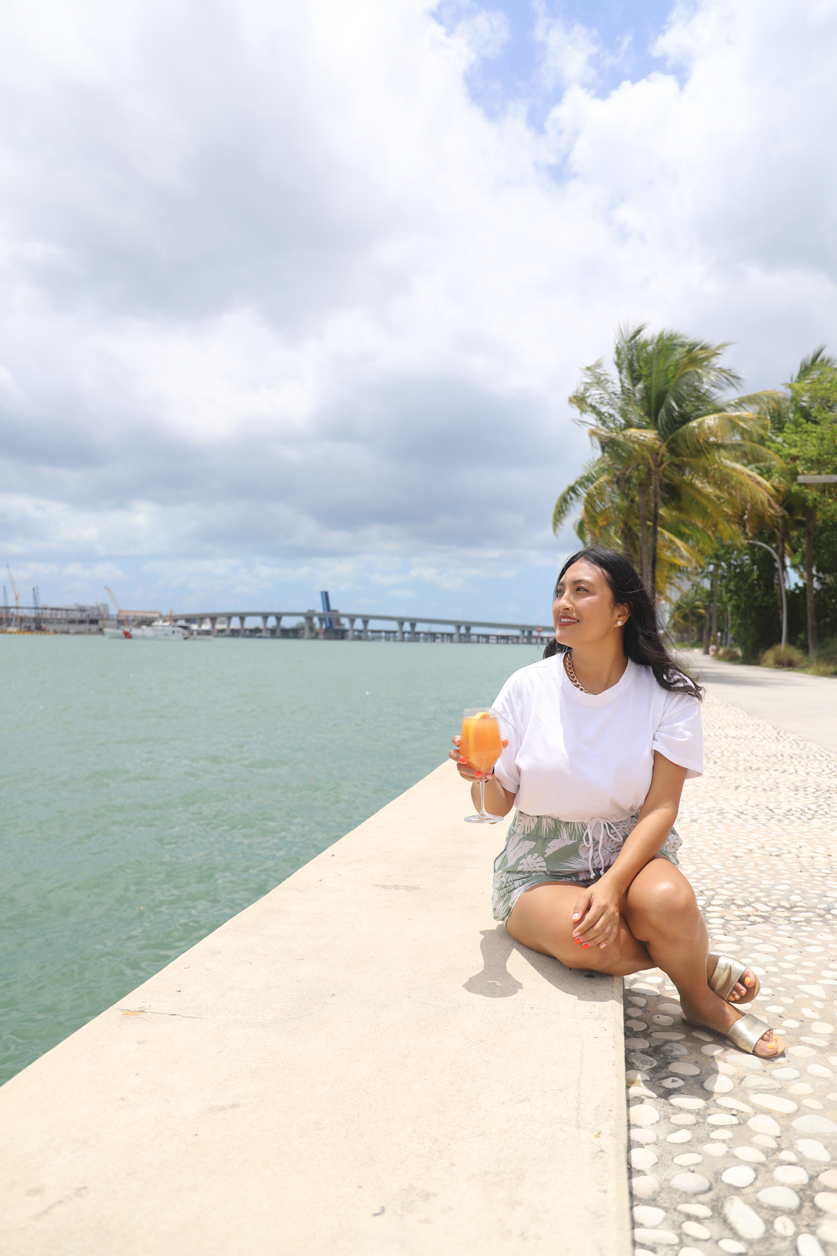 Best Brunch Spot Miami by the water - Verde at PAMM